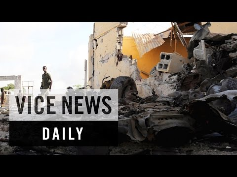 VICE News Daily: Al Shabaab Strikes Back in New Somali Attack