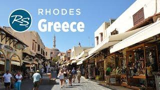 Rhodes, Greece: Old Town - Rick Steves' Europe Travel Guide - Travel Bite