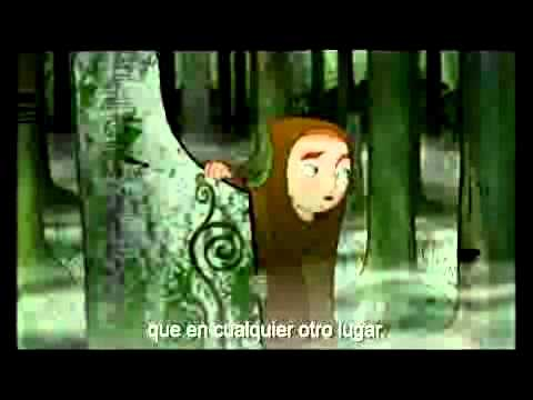 The Secret Of Kells (Trailer)