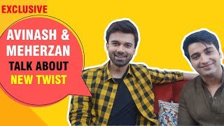 Exclusive: Avinash and Meherzan talk about new twist post leap in Shakti Astitva Ke Ehsaas Ki