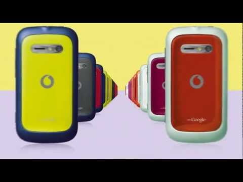 Vodafone Smart II - Android Smartphone
