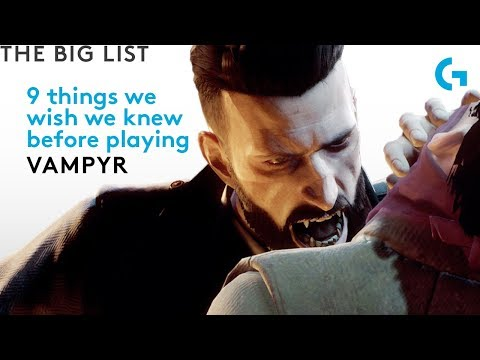 Vampyr gameplay - 9 things we wish we knew before playing