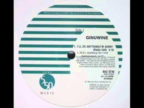 Ginuwine - I'll Do Anything  I'm Sorry (instrumental) video