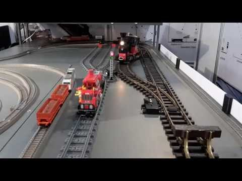 GamesOnTrack LEGO Trains and Track G-scale in Vienna