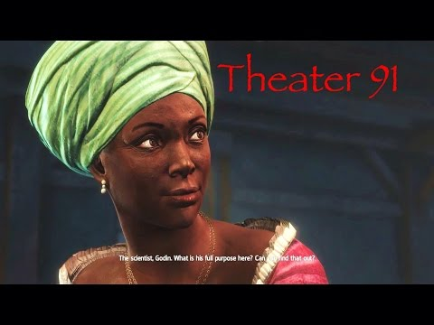 Assassin's Creed 4 Black Flags Freedom Cry - Theater 91