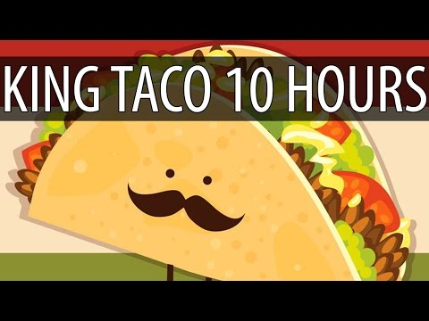 Goblins from Mars - King Taco 【10 HOURS】
