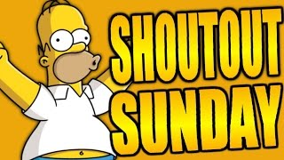 SHOUTOUT SUNDAY (PARODY)