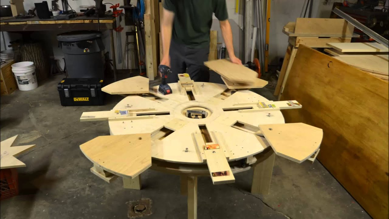 Table Assembly Time Lapse Youtube