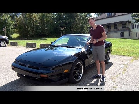 Review: 1989 Nissan 240SX