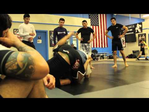 Dethrone BJJ Training Image 1