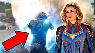 Captain Marvel Trailer Breakdown In HINDI | Captain Marvel Movie Story| Captain Marvel Trailer HINDI