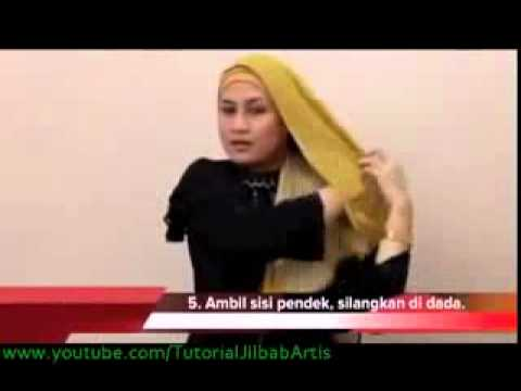 Tutorial hijab Simple Ranti Easy Chic