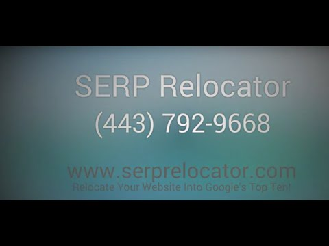 [Abingdon MD SEO Company (443) 792-9668 -SEO Services by SERP...] Video