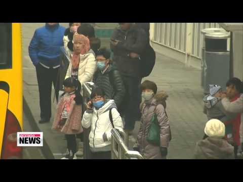 World Health Organization declares Beijing smog a crisis