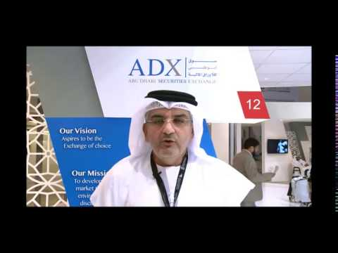 Rashed Al Baloushi, Chief Executive & Abu Dhabi Securities Exchange