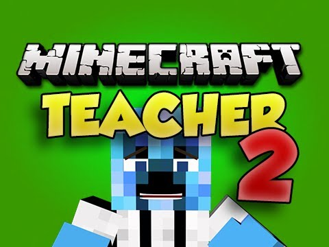 Minecraft TEACHER! Ep. 2 (Minigame)