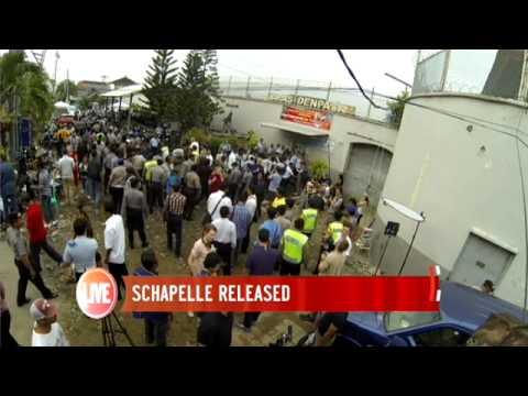 Schapelle Corby's Release