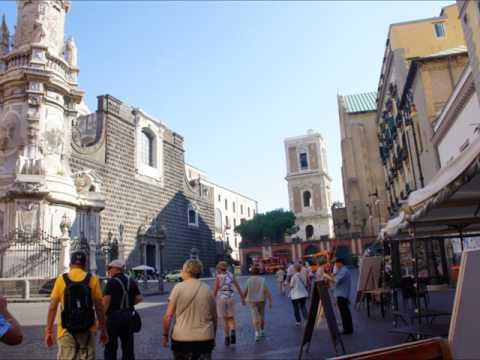 Mit dem Wohnmobil oder Caravan durch die südliche Toscana, Rom, Neapel und Ischia mit SIWA TOURS