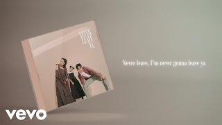 GAC (Gamaliél Audrey Cantika) - Never Leave Ya (Official Lyric Video) (Video Lyric)