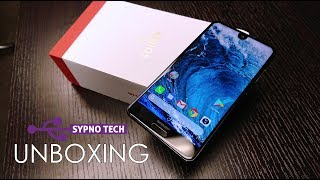 Unboxing the Sharp Aquos S2
