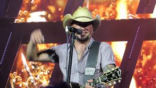 "Jason Aldean ""Drowns The Whiskey Live @ BB&T Pavilion"