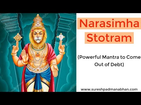 Lakshmi Narasimha Mantra: Eastern Law of attraction to Attract...