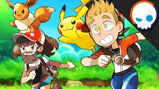 Pokemon: Let's Go! ONE ATTACK ONLY RUN! ...With Lockstin!
