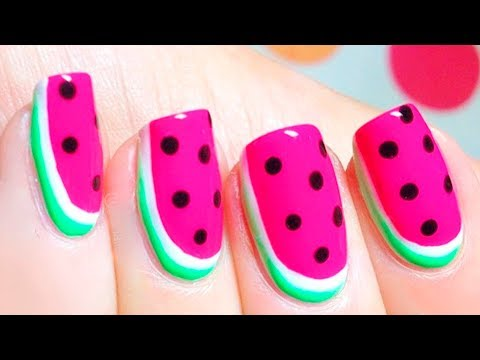 UÑAS DECORADAS TUTORIAL JUNIO 2018 / Nail Art Designs Compilation