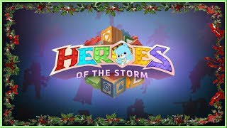 🎄 HEROES OF THE STORM - Toys, toys, toys HOLIDAY Trailer (2018) HD 🎄
