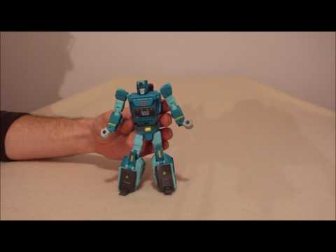 CUSTOM TransformersTitans Return Sergeant  Kup with Flintlock - GotBot True Review NUMBER 250