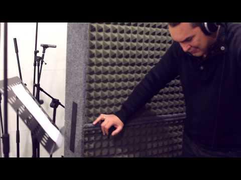 КняZz feat. Алексей Горшенёв (Кукрыниксы) - Боль (studio backstage)