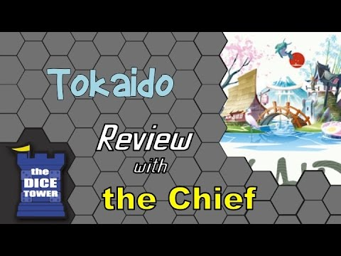 Tokaido Review - with the Chief