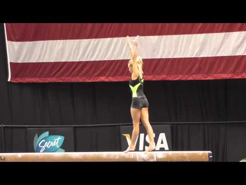 (WOGA) Nastia Liukin