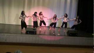 MCAC Kerala Nite 2010 - Mollywood Bollywood Remix Group Dance