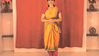 TattiMetti Adavu in Bharatanatyam (Part Four)