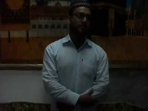 Ay Saba Mustafa Se Keh Dena By Hafiz Usman video