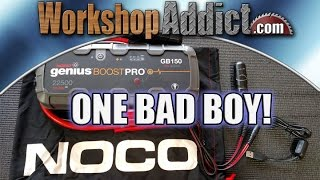 NOCO GB150 Boost Pro 12V Lithium Jump Starter Review