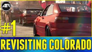 Countdown To Forza Horizon 3 : REVISITING COLORADO!!! (Part 1)
