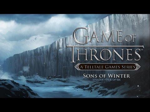 Game Of Thrones Episode 4 Walkthrough  - Full Episode