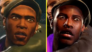 Saints Row: The Third Remastered vs Original Graphics Comparison