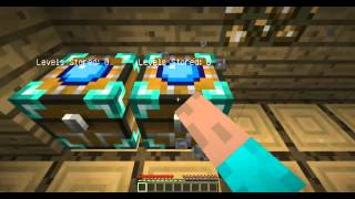 Minecraft mody 1.2.5 - XP Bank