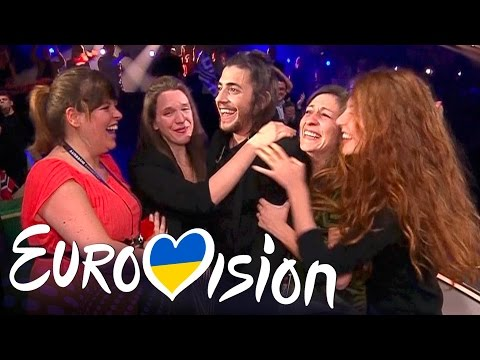 Portugal Win First Eurovision - Eurovision 2017: Grand Final - BBC One