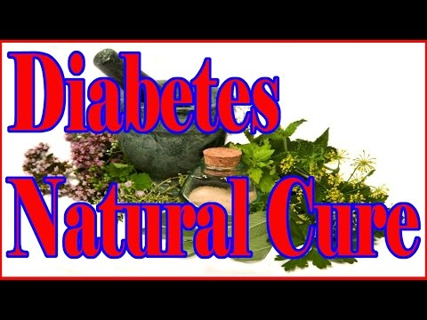 Diabetes Natural Cure : How To Get Rid Of Diabetes Permanently