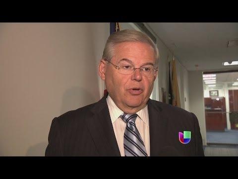 El Senador Bob Menéndez cree que el gobierno de Cuba quería impedir su reelección