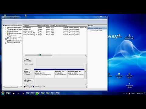 Respalda tus archivos, sin medios externos (Windows 7,8 y8.1) antes de formatear