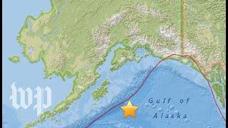 Tsunami alerts across Pacific Coast following earthquake