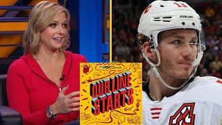 What's going on with the Calgary Flames? | Our Line Starts | NBC Sports