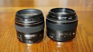 Yongnuo 85mm f/1.8 lens review with samples (Full-frame & APS-C)