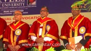 Actor Nassar Conferred With Doctorate