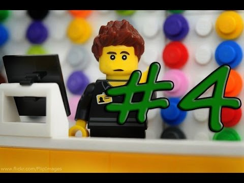 Как снять лего мультик?! Видео урок #4.Аудио дорожки.